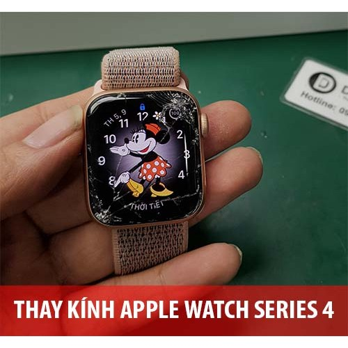 Mặt kính Apple Watch Seri 4 40mm 44mm