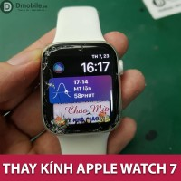 Thay kính apple watch series 7