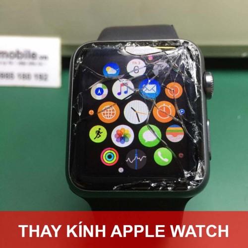 Thay mặt kính Apple Watch tại Hà Nội