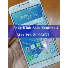Thay mặt kính Asus Zenfone 4 Max Pro ZC554KL tại Hà Nội
