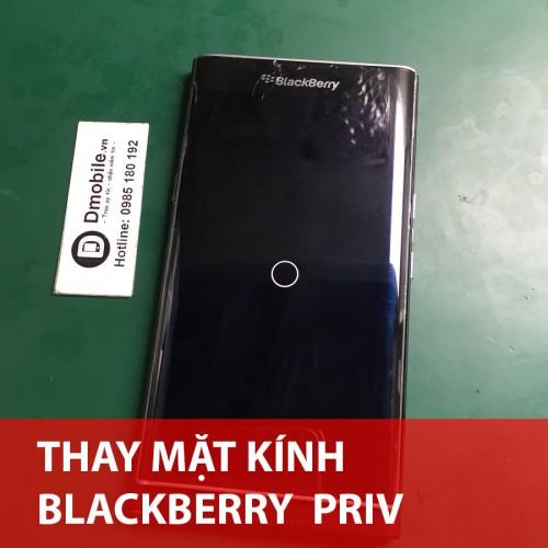 Thay mặt kính Blackberry Priv tại Hà Nội