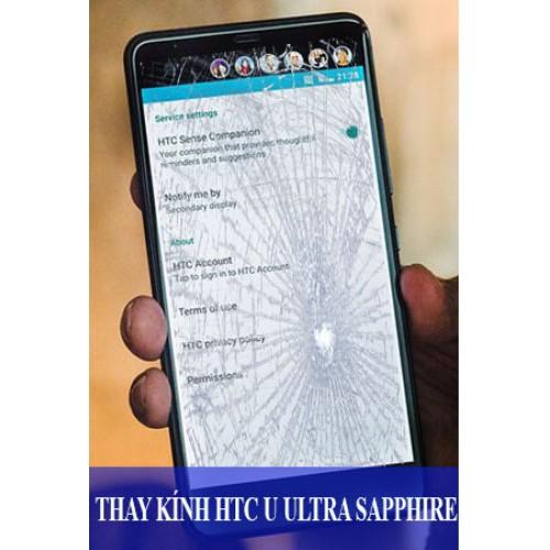 Thay mặt kính HTC U Ultra Sapphire tại Hà Nội