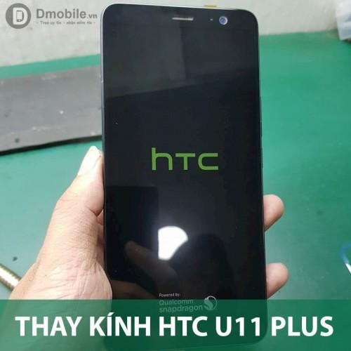Thay mặt kính HTC U11 Plus tại Hà Nội