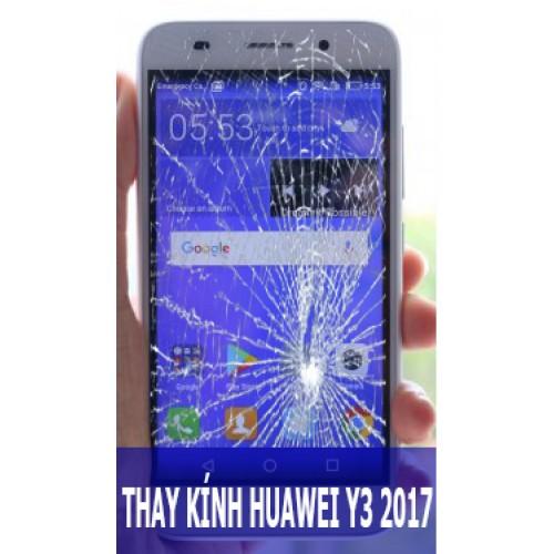 Thay mặt kính Huawei Y3 2017 tại Hà Nội