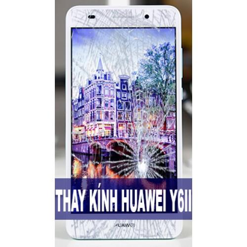 Thay mặt kính Huawei Y6II tại Hà Nội