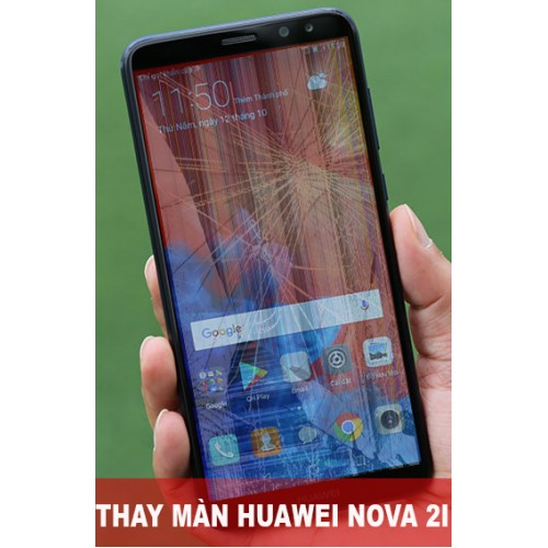 Thay màn hình Huawei Nova 2i tại Hà Nội