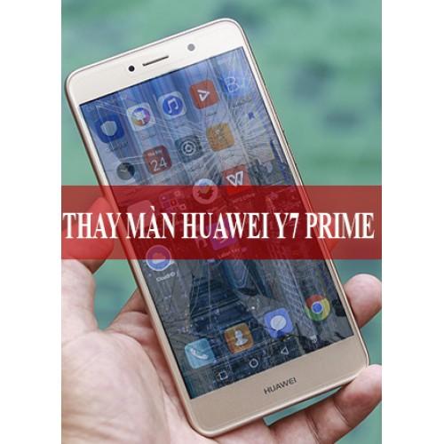 Thay màn hình Huawei Y7 Prime tại Hà Nội