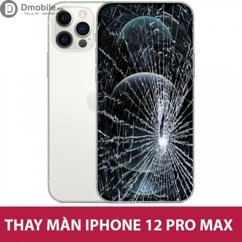 Thay màn hình Iphone 12 pro max