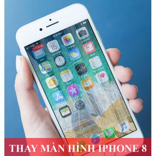 Thay màn hình iphone 8 tại Hà Nội