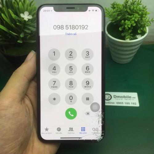Thay Mặt Kính IPhone X tại Hà Nội