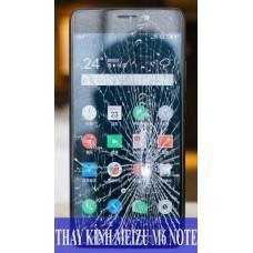 Thay mặt kính Meizu M6 Note tại Hà Nội
