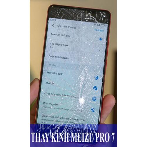 Thay mặt kính Meizu Pro 7 tại Hà Nội