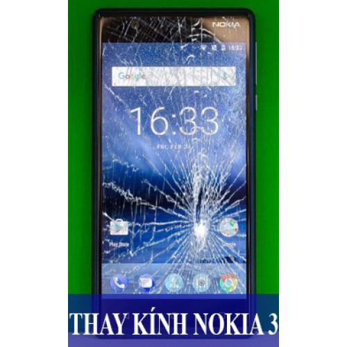 Thay mặt kính Nokia 3 tại Hà Nội