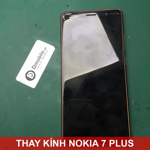 Thay mặt kính Nokia 7 Plus tại Hà Nội