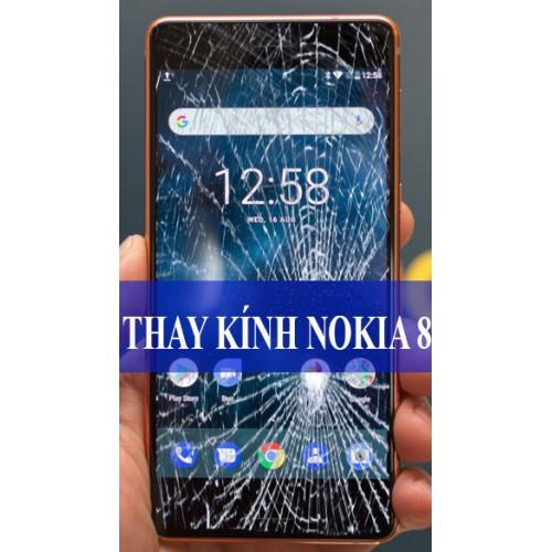 Thay mặt kính Nokia 8 tại Hà Nội
