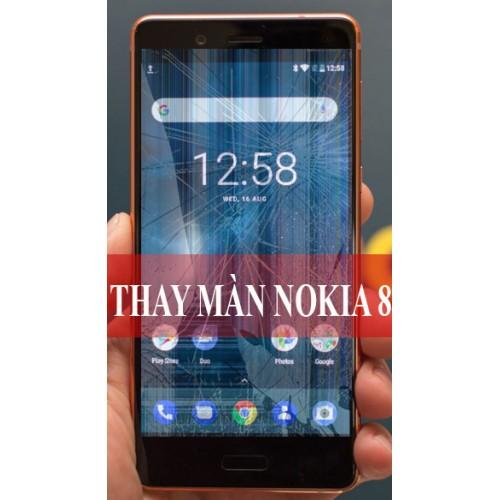 Thay màn hình Nokia 8 tại Hà Nội