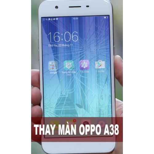 Thay màn hình Oppo A38 tại Hà Nội