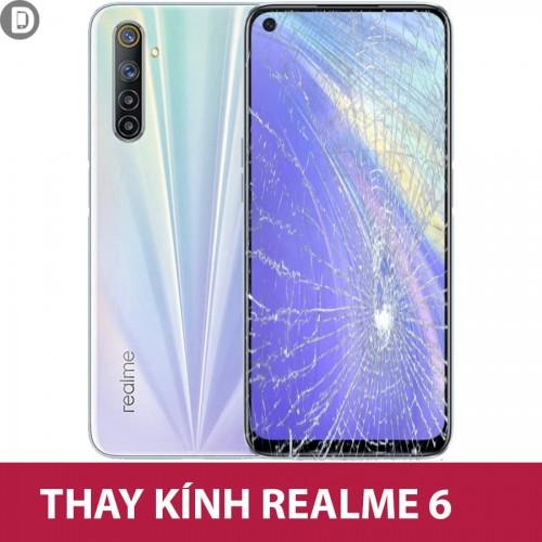 Thay mặt kính Realme 6 tại Hà Nội