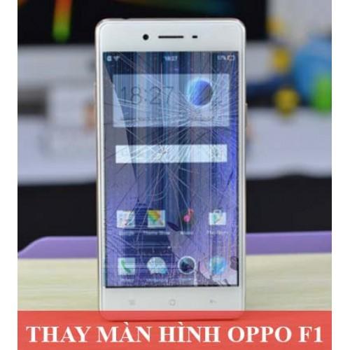 Thay màn hình Oppo F1s tại Hà Nội