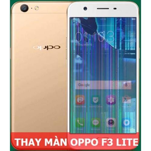 Thay màn hình Oppo F3 Lite tại Hà Nội