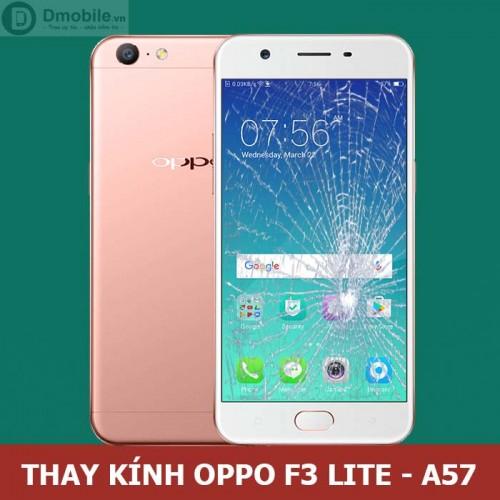 Thay mặt kính Oppo F3 Lite tại Hà Nội