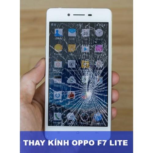 Thay mặt kính Oppo R7 Lite tại Hà Nội