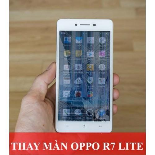 Thay màn hình Oppo R7 Lite tại Hà Nội