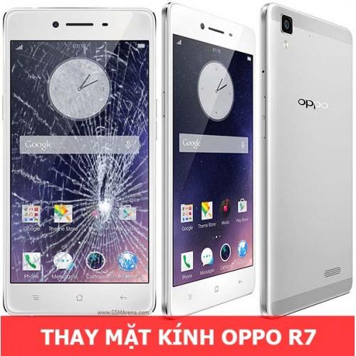 Thay mặt kính Oppo R7 tại Hà Nội