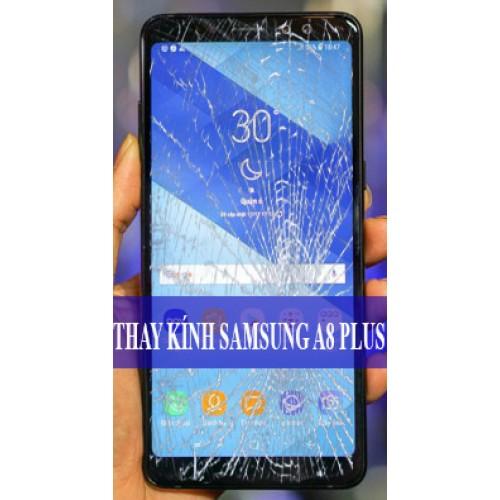 Thay mặt kính Samsung A8 Plus tại Hà Nội
