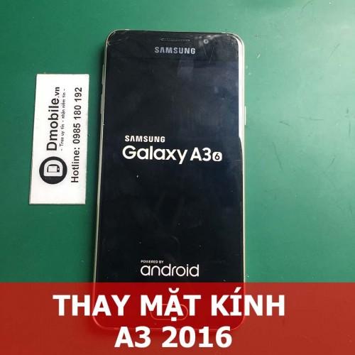 Thay mặt kính samsung A3 2016 tại Hà Nội