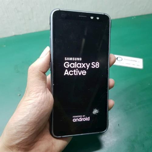 Thay Mặt Kính Samsung Galaxy S8 Active Siêu Rẻ