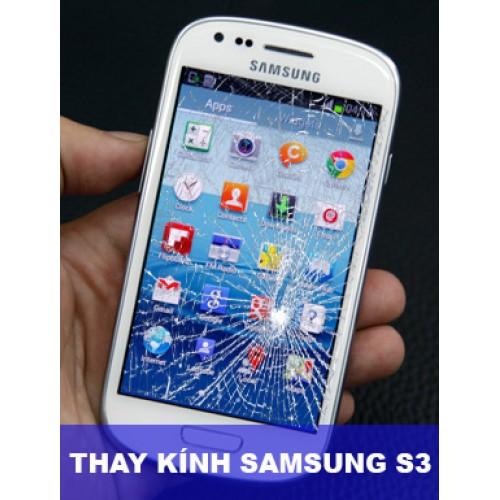 Thay mặt kính Samsung S3 tại Hà Nội