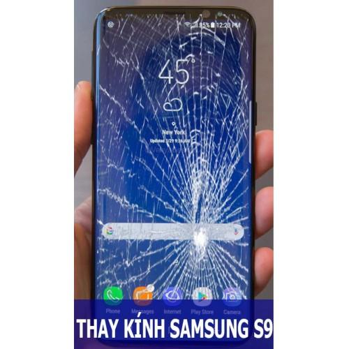 Thay mặt kính Samsung S9 tại Hà Nội