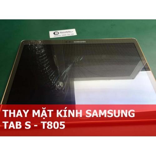 Thay mặt kính Samsung Tab S T805