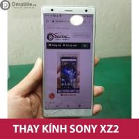 Thay mặt kính Sony Xperia XZ2 tại Hà Nội