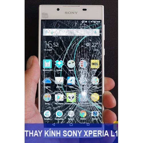 Thay mặt kính Sony Xperia L1