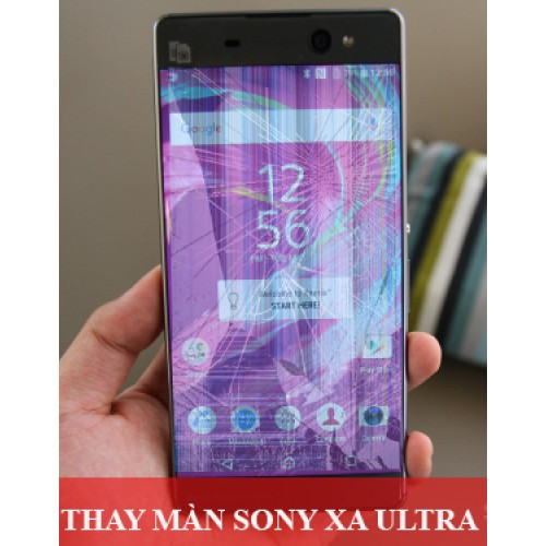 Thay màn hình Sony XA Ultra tại Hà Nội