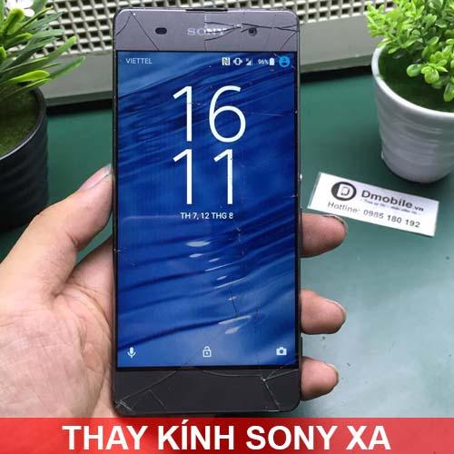 Thay mặt kính Sony XA tại Hà Nội