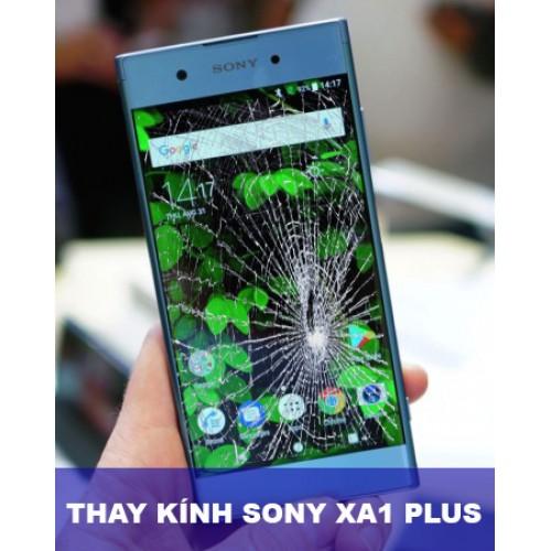 Thay mặt kính Sony XA1 Plus tại Hà Nội