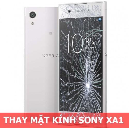 Thay mặt kính Sony Xperia XA1 tại Hà Nội