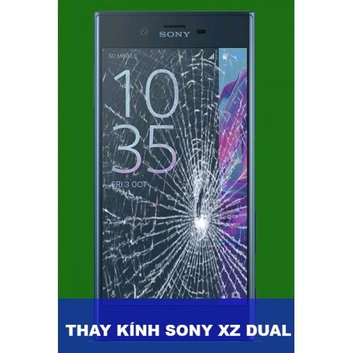 Thay mặt kính Sony XZ Dual tại Hà Nội