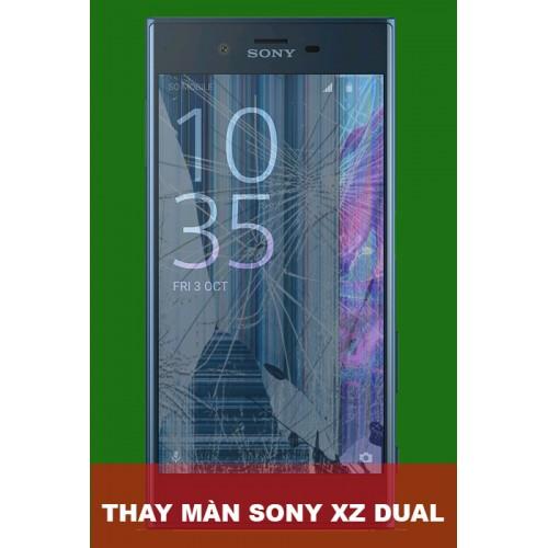 Thay màn hình Sony XZ Dual tại Hà Nội