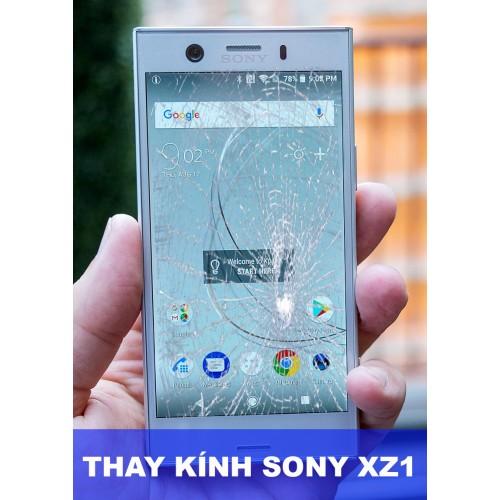 Thay mặt kính Sony Xperia XZ1 tại Hà Nội