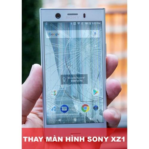 Thay màn hình Sony Xperia XZ1 tại Hà Nội