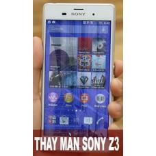 Thay màn hình Sony Z3 tại Hà Nội