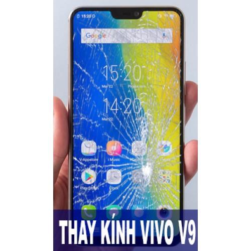 Thay mặt kính Vivo V9 Tại Hà Nội