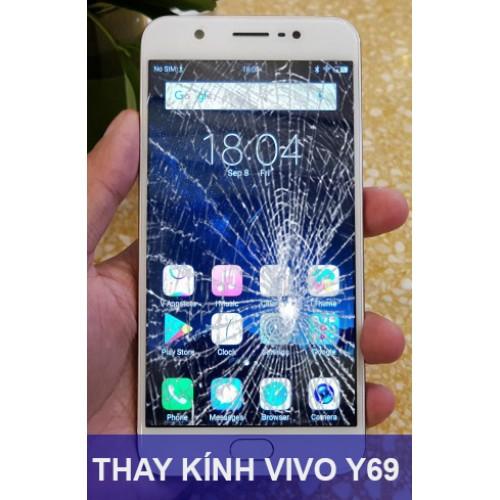 Thay mặt kính Vivo Y69 tại Hà Nội