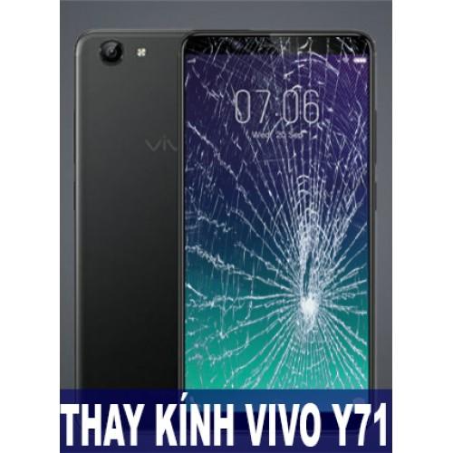 Thay mặt kính Vivo Y71 tại Hà Nội