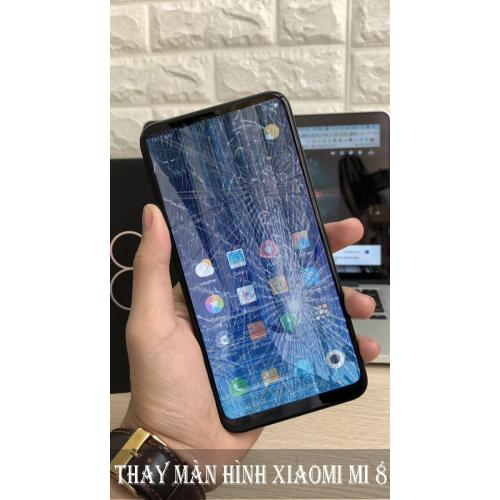 Thay màn Xiaomi Mi 8 tại Hà Nội
