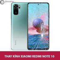 Thay  ép mặt kính Xiaomi Redmi note 10